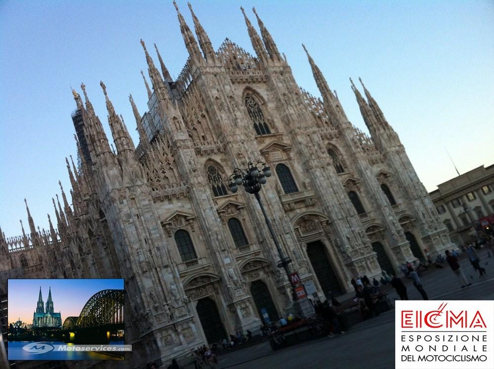 Salons moto 2016 : Cologne et Milan, les dates