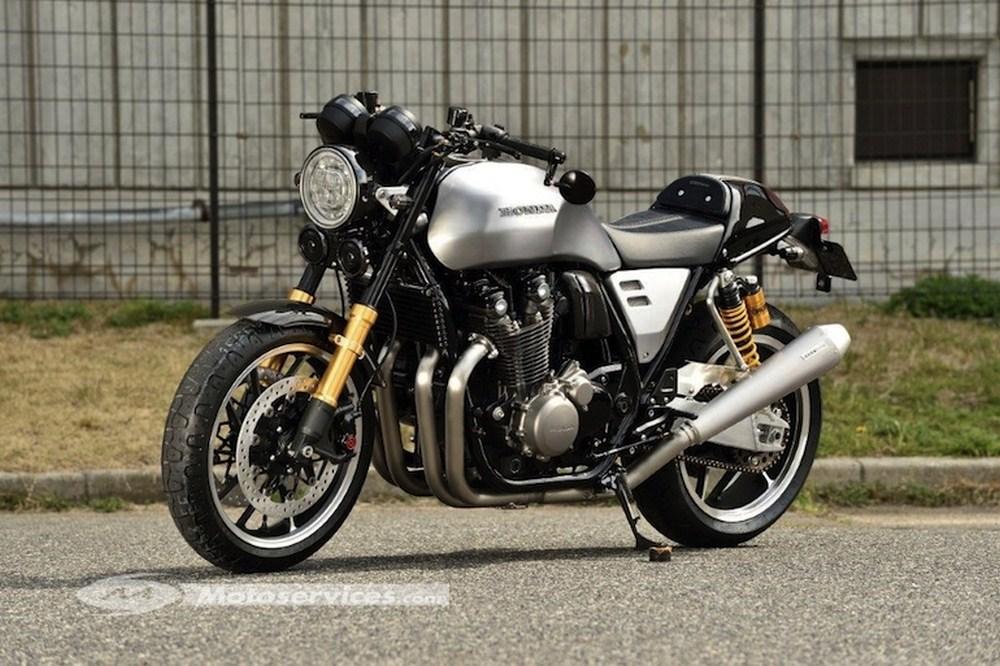 Salon d'Osaka : Honda CB Concept Type II