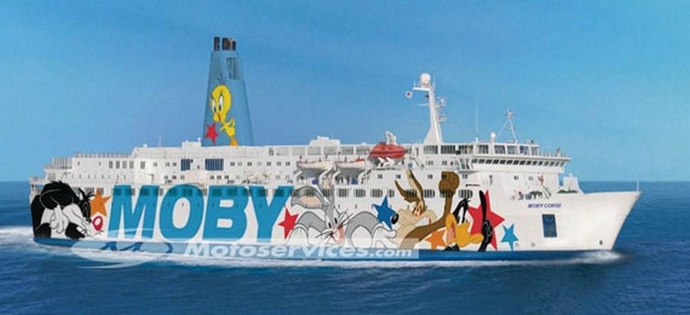 La Corse en ferry avec votre moto à prix doux