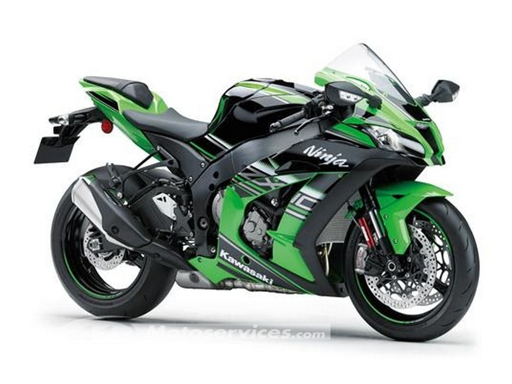 Kawasaki rappelle ses Ninja ZX-10R 2016