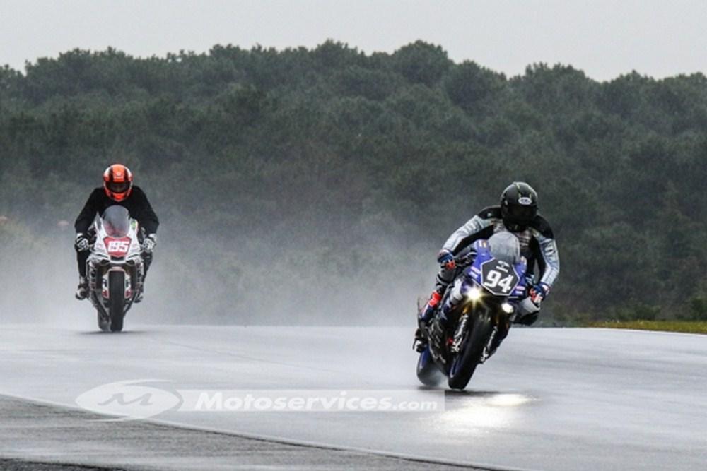 Essai pré-Le Mans - déjà le duel Yamaha Suzuki arbitré par Kawasaki
