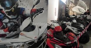 SICM 2016 : pas de moto chez Kymco Algérie !