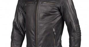 Segura Iron : un blouson cuir chic et vintage