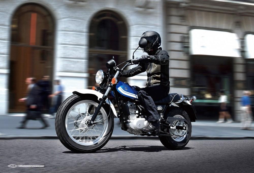 Suzuki VanVan 200 arrivée et tarif
