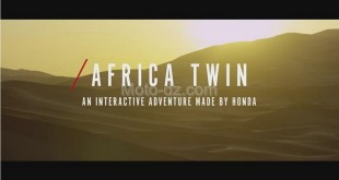 Vidéo : Africa Twin - An Interactive Adventure Made By Honda