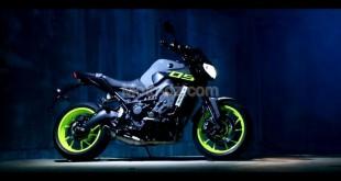 Vidéo : Yamaha MT-09 & MT-03 - Test Presse