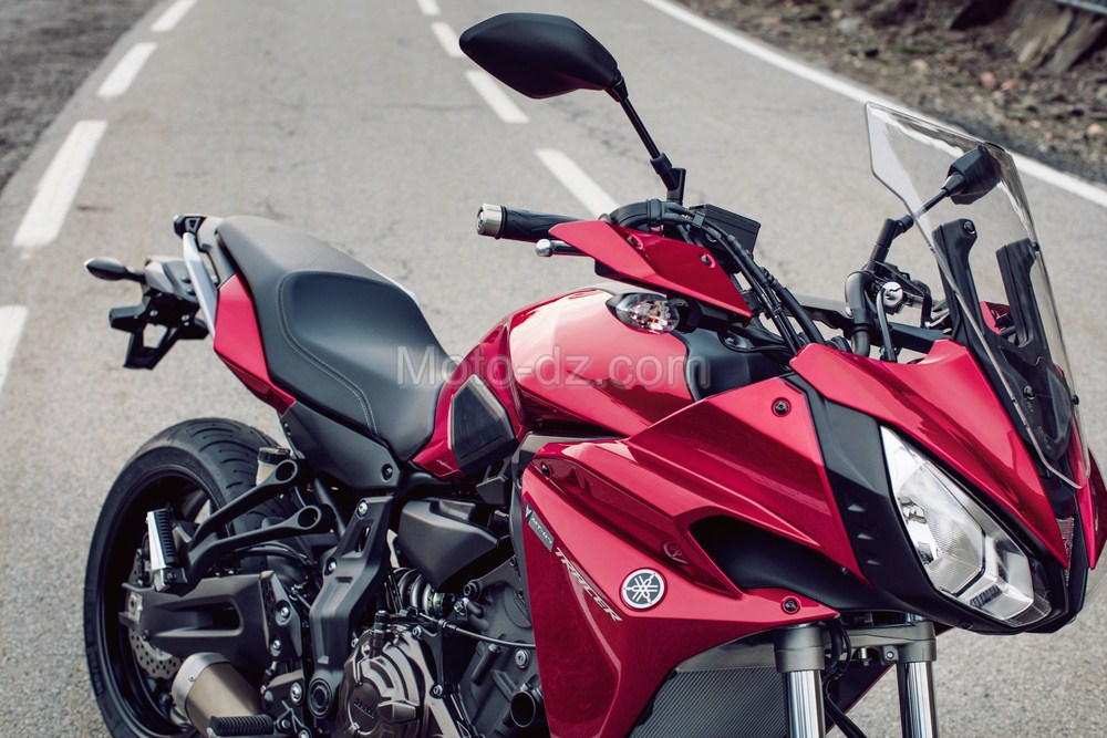 Nouvelle Yamaha Tracer 700