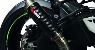 Scorpion double la mise pour la Kawasaki ZX-10R