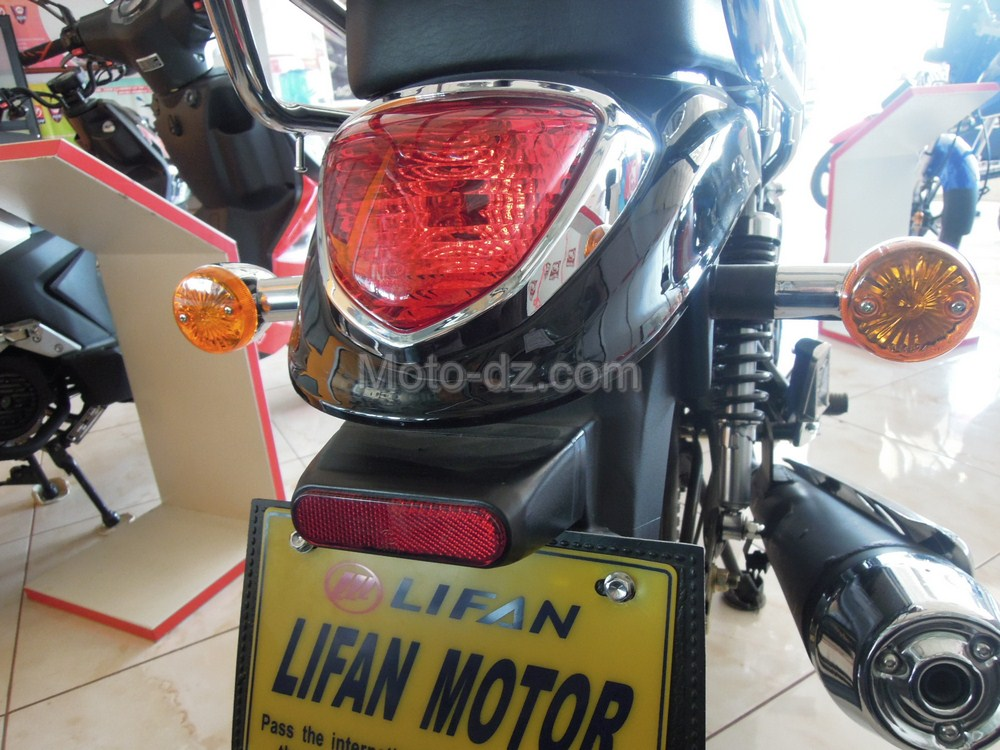 """Lifan LF125-7A """"C-Man 3"""""""