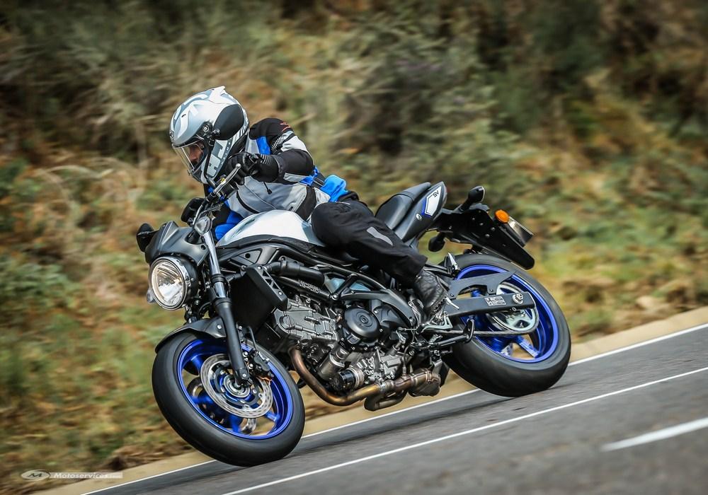 Essai Suzuki SV 650 2016 : l'avis d'Eric