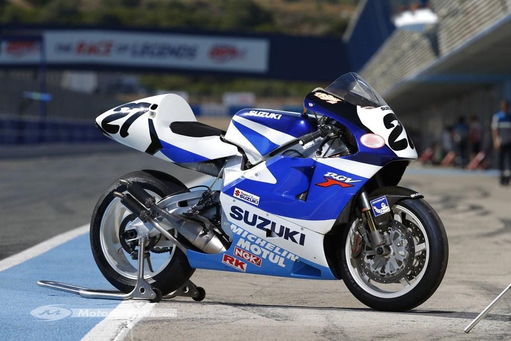 Scoop : Johann ZARCO en GP 500 sur Suzuki