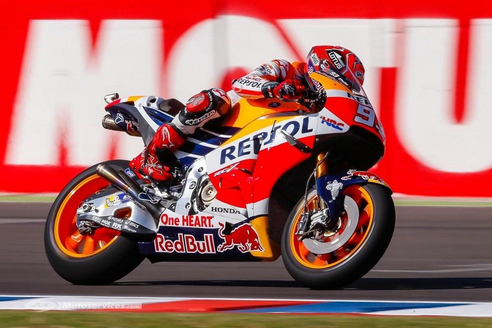 MotoGP en Aragon : Qualifs pour Marquez, Lowes, Binder