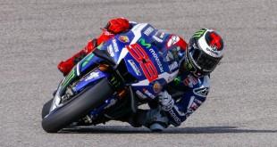 MotoGP 2016 en Espagne: Vendredi, Lorenzo est le maître de Jerez