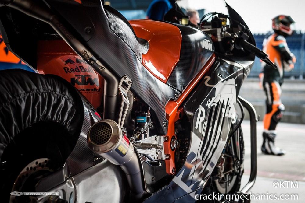 MotoGP 2017 : A Jerez, KTM recrute, Dovizioso propose ses services
