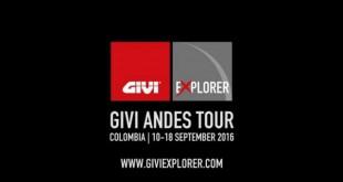 Vidéo : GIVI Andes Tour 2016 ; 10-18 septembre 2016