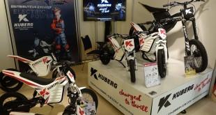 Kuberg : les motos électriques pour enfants