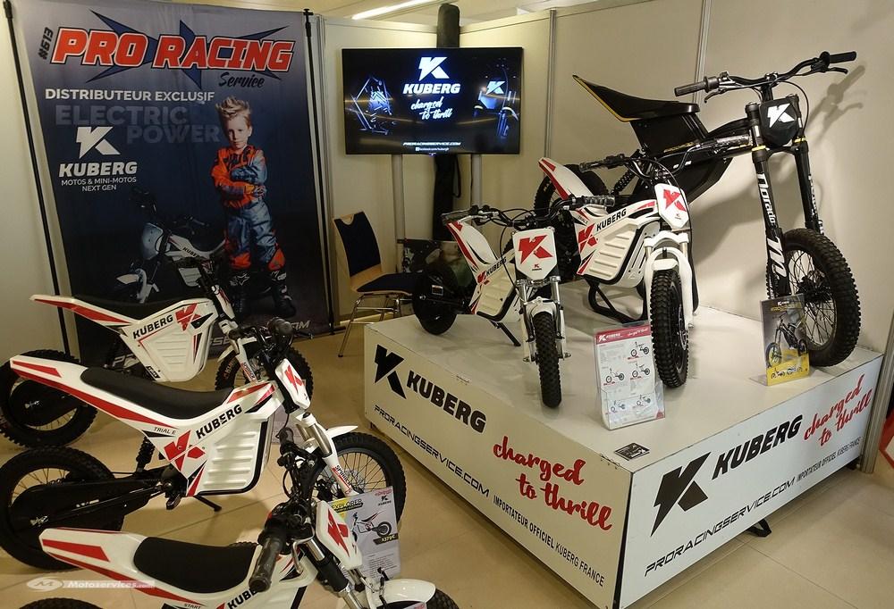 Kuberg les motos lectriques pour enfants moto dz - Moto electrique kuberg ...