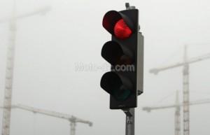 Sécurité routière: non respect du feu rouge