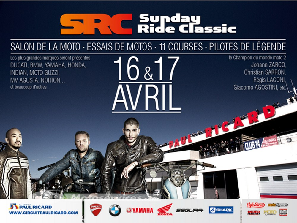 Sunday Ride Classic c'est ce week end ! Le programme complet