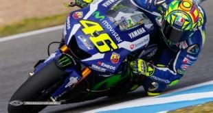 MotoGP : A Jerez 2016, Valentino Rossi trop jeune de 145 jours