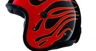 Caberg Freeride Flame : le jet enflammé