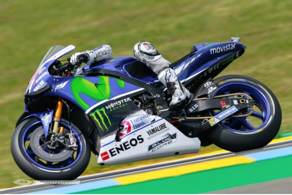 MotoGP 2016 : 3 leaders se dessinent au Mans