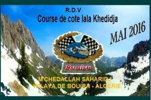 """3ème course de côte Auto/Moto """"Lala Khadidja"""" - Bouira"""