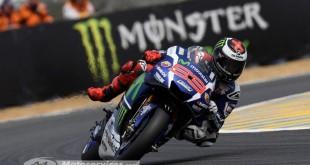 Moto GP 2016 : Qualifs du GP de France. Lorenzo, première pole au Bugatti et record absolu de la piste.