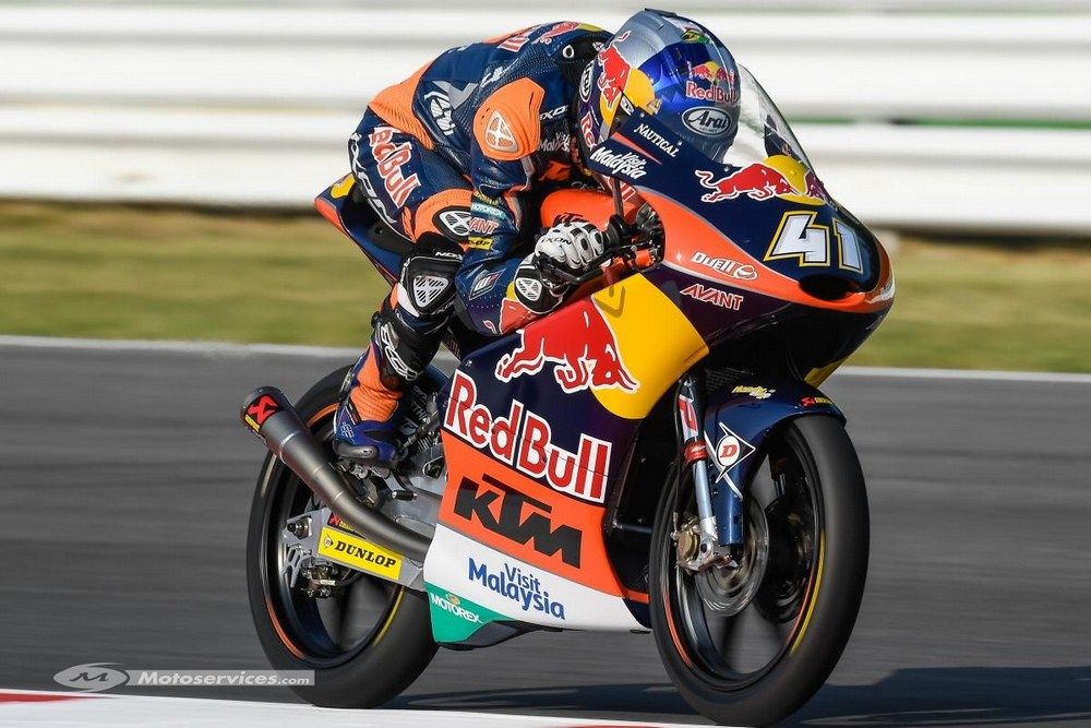 MotoGP 2016 en Aragon : Vendredi pour Binder, Pedrosa, Nakagami