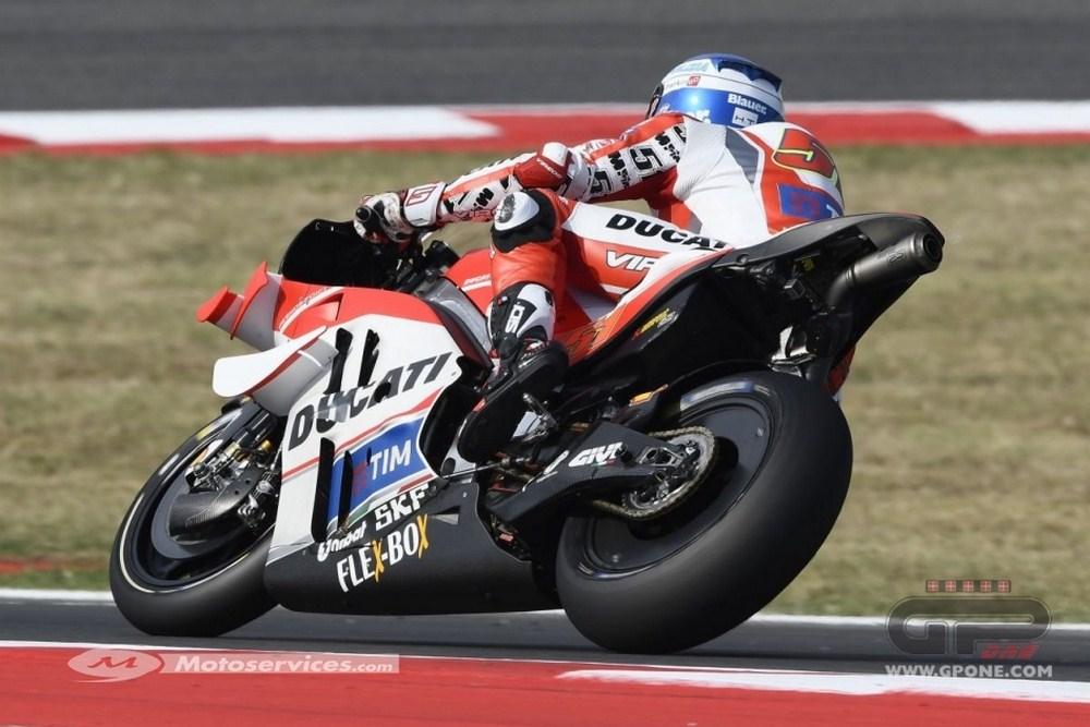 MotoGP : Les roues AR lenticulaires (carénées) des Ducati cacheraient un système de récupération d'énergie ?