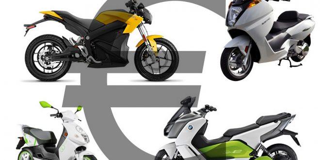 un bonus cologique pour les motos et scooters lectriques en 2017 moto dz. Black Bedroom Furniture Sets. Home Design Ideas