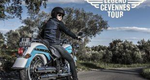 Balade moto : les Cévennes en Harley-Davidson
