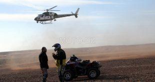"""Le """"Trophy MotoRally & Raid TT"""" italien dans le désert d'Algérie"""
