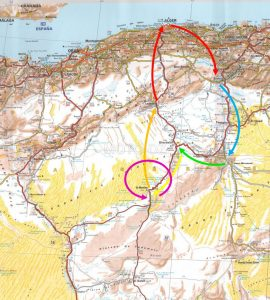 Rallye d'Algérie avec BeIN Sports du 30 octobre au 6 novembre 2017
