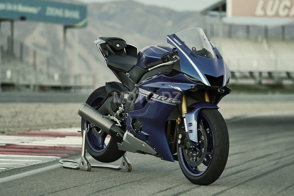 nouvelle Yamaha YZF-R6 2017