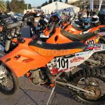 Départ du Rallye Challenge Sahari International - Alger