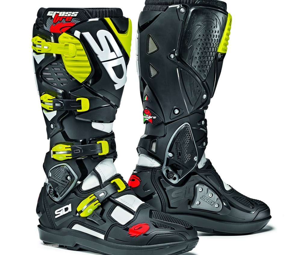 sidi crossfire 3 srs la botte des champions moto dz. Black Bedroom Furniture Sets. Home Design Ideas