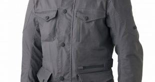 Hevik Portland : le blouson moto en coton huilé