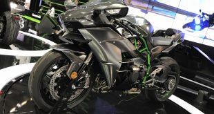 Nouveauté 2017 : Kawasaki H2 / H2 Carbon 2017 - Intermot 2016