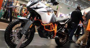 Nouveauté 2017 : KTM 1090 Adventure - Intermot 2016
