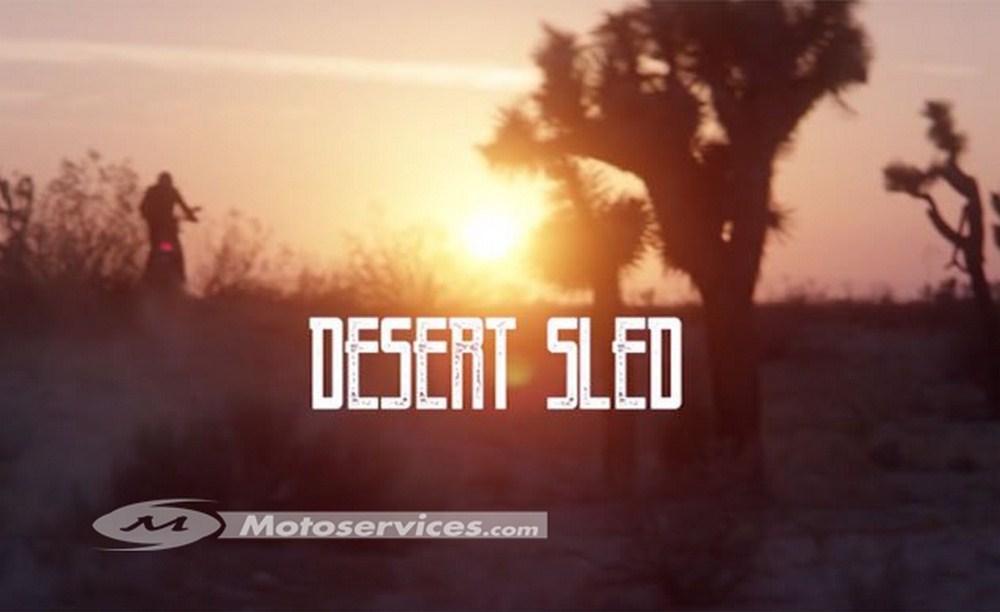 Ducati : Scrambler Desert Sled et Café Racer