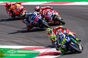 MotoGP 2017 : On bosse fort dans les usines