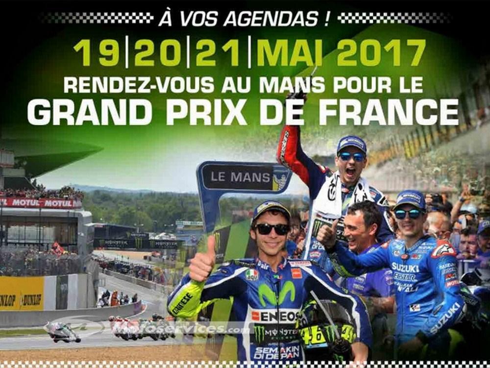 MotoGP 2017 : La billetterie du GP de France est ouverte