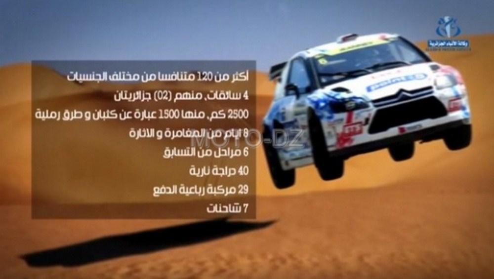 Rallye d'Algérie/Challenge Sahari international