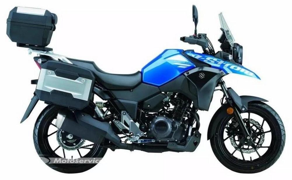 Suzuki : les GSX-R 250 et V-Strom 250