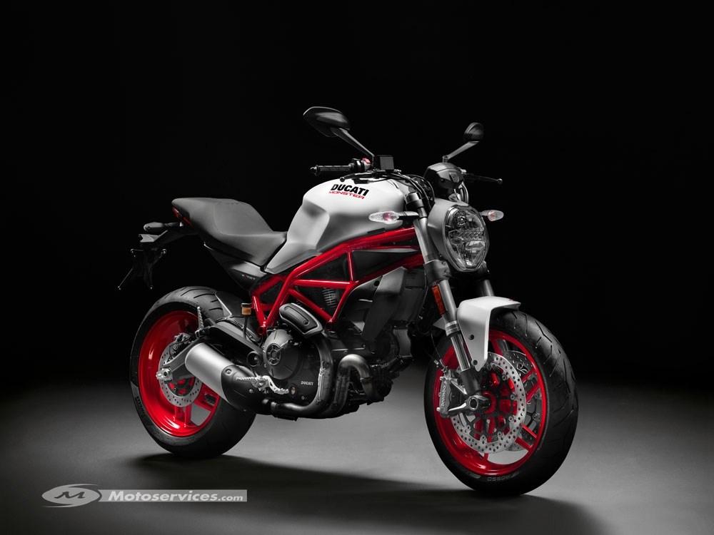 Nouveauté 2017 : Ducati Monster 797