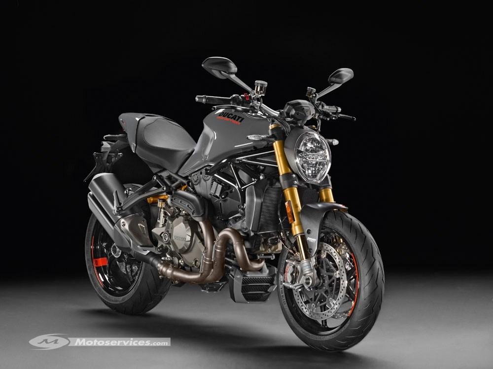 Nouveauté 2017 : Ducati Monster 1200 et S