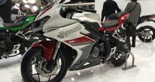 Nouveauté 2017 : Benelli 302R ABS