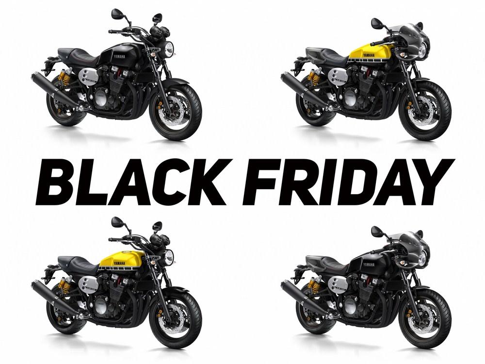 Yamaha en mode Black Friday