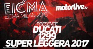 VIDEO | Ducati 1299 Superleggera